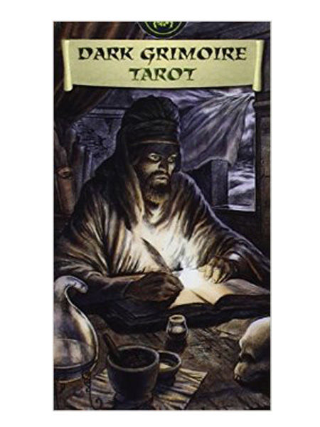 Dark Grimoire Tarot Cards Deck
