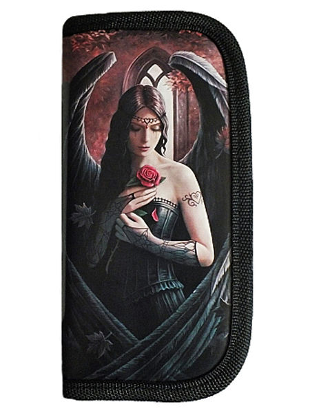 Angel Rose Gothic Wallet by Anne Stokes