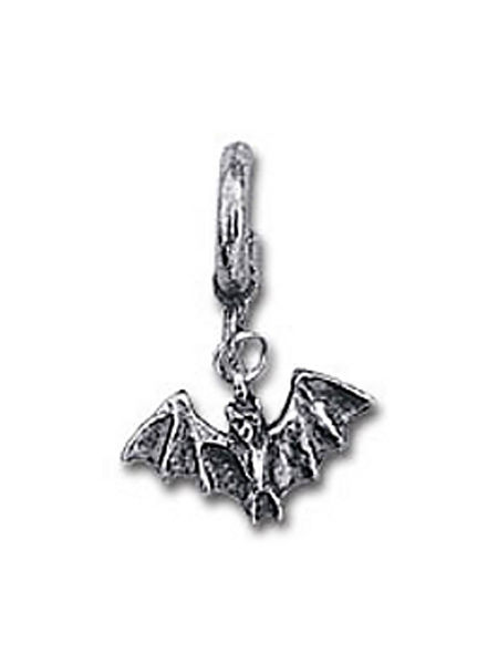 Alchemy Gothic Fledermaus Ring Stud