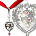 Love After Death Necklace by Alchemy Gothic
