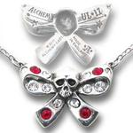 Bow Belles Necklace by Alchemy UL17