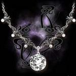 Alchemy Gothic Necklace - Crepuscluna