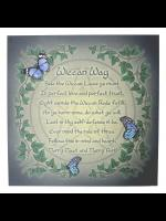 Wiccan Way Greetings Card