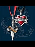 Alchemy Love & Hate Necklace