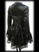 the gothic catwalk  plus size gothic clothing  jackets