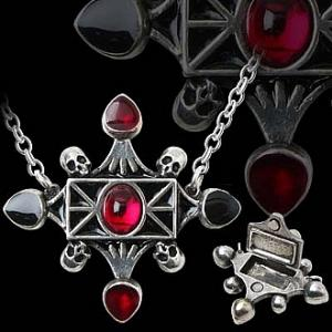 Alchemy Gothic Lucrezia's Poison Locket