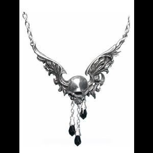 Requiem Volatilis Necklace by Alchemy Gothic