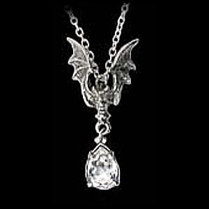 Alchemy Gothic Necklace - La Nuit