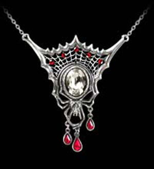 Mask of Venom Necklace by  Alchemy Gothic