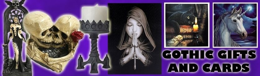 Gothic Cards & Gifts