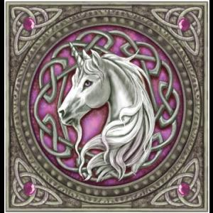 Unicorn Greetings Card